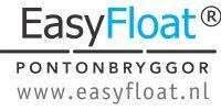 EasyFloat logo + website 2